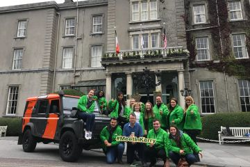 Go Team Killarney treasure hunt