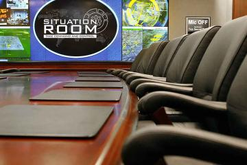 situation room strategic business game