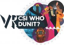 VR CSI Whodunit Logo