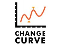 change curve logo
