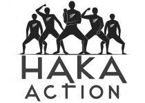 haka action logo