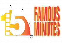 fifteen famous minutes logo