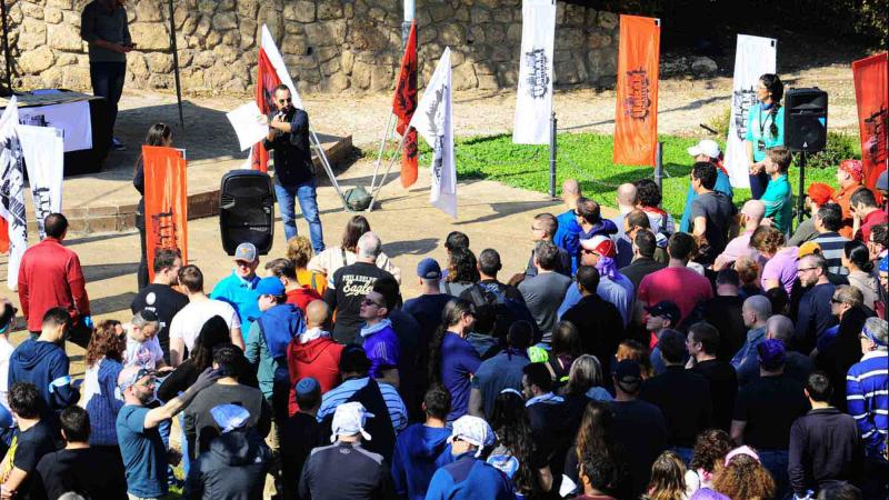 odt team building games catalyst israel