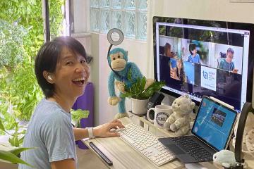 smiling masami sato from b1g1