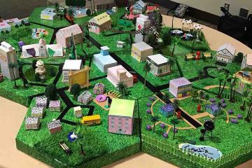 city build creative team building activity catalyst usa