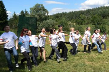 haka action team building energiser