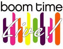 Boom Time Live Logo