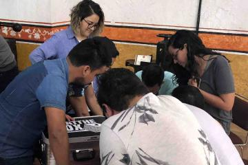 escape game team building challenge