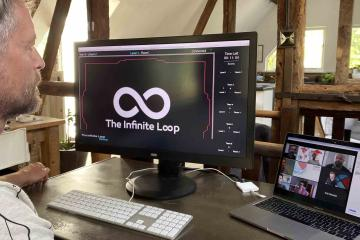 The Infinite Loop for remote teams