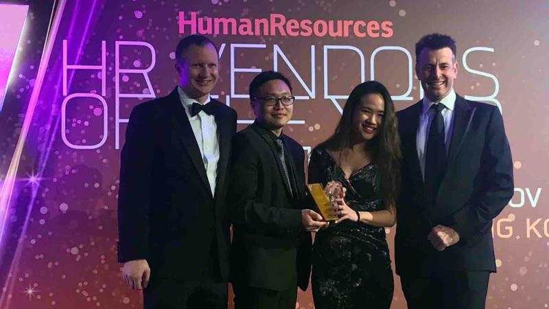 Team Building Asia - HR Vendors of the Year 2017