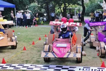 Flat out formula one amazing race