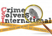 Crime Solvers International CSI Logo