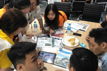 everest themed business game catalyst indonesia