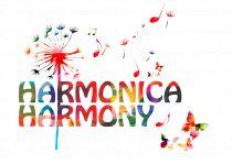 harmonica harmony logo