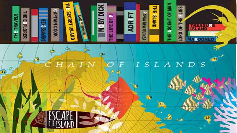 interactive team building escape game