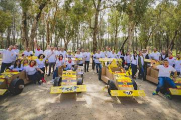 dhl flat out formula one catalyst israel