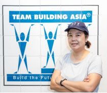 Rachel Wong Office Manager Team Building Asia