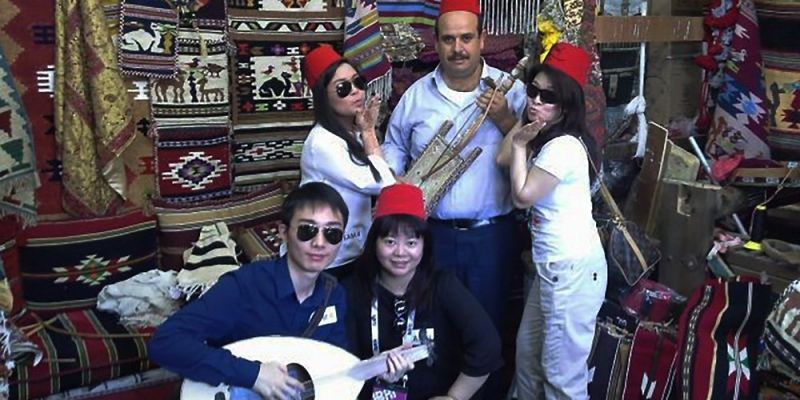 Go Team Study Mission - Dubai Tourism