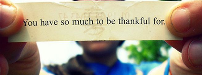 quote you have so much to be thankful for