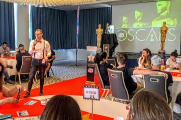 creative movie making team building catalyst israela