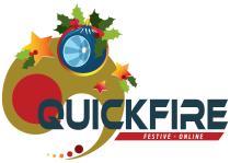 Quickfire Festive Online Logo