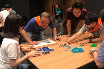 learning and development business game