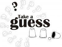 Take a Guess logo