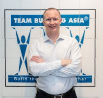David Simpson Co Founder & Training Director of Team Building Asia