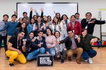 beat the box escape game team building challenge catalyst peru