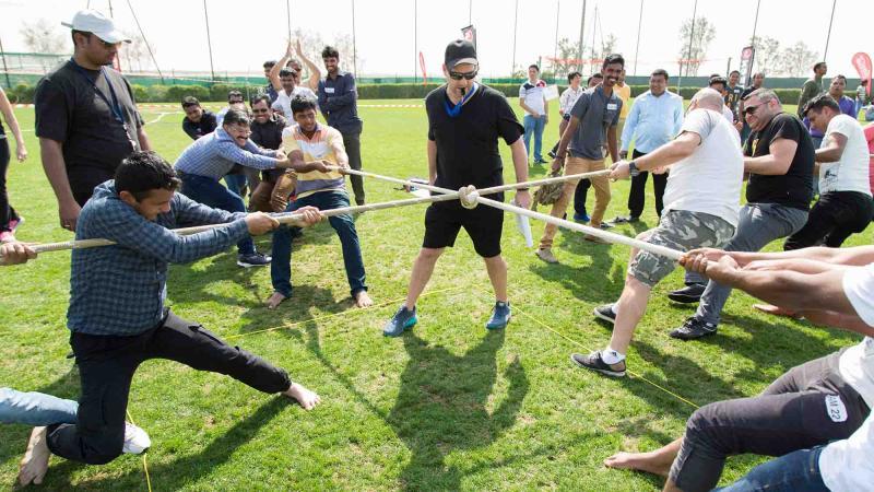 no limitz competitive challenge team building bizgroup