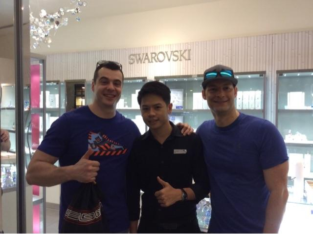 Swarovski Go Team