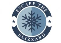 Go Team Escape the Blizzard Logo