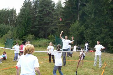 two tribes indigenous games team building