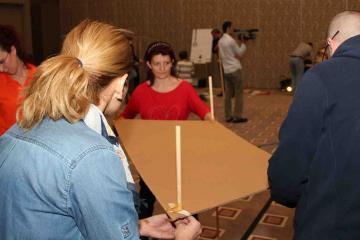 construction and innovation activity team building Turkey