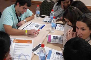 leadership training game catalyst chile