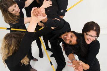 breakthrough team building activity