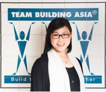 Corinne Lau Lead Facilitator Team Building Asia