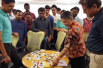 business games team building India