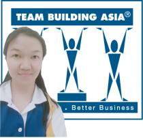 Judy at Team Building Asia