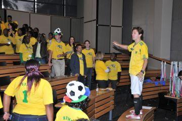 football teambuilding activity