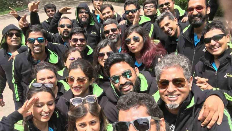 catalyst team building india