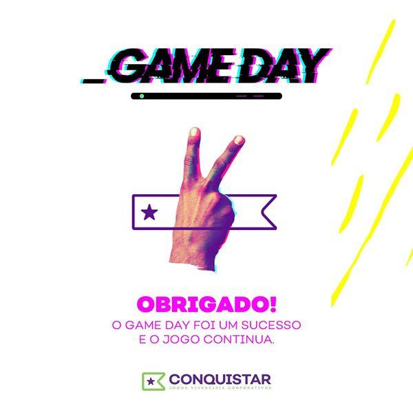 game day conquistar catalyst brazil