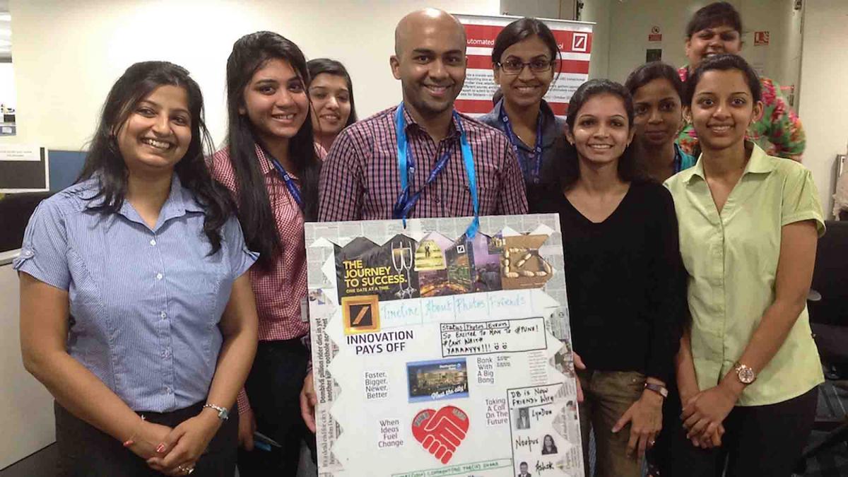 innovation team building India