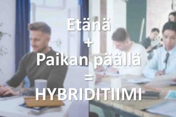 Hybriditiimi