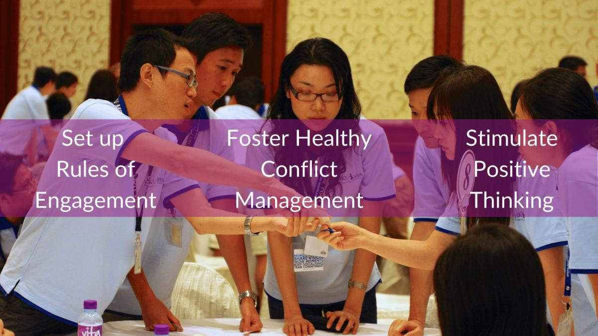 resolving team conflict header image