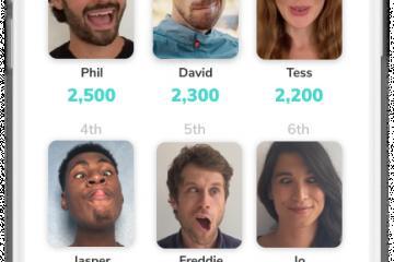 Swipe face remote team energiser
