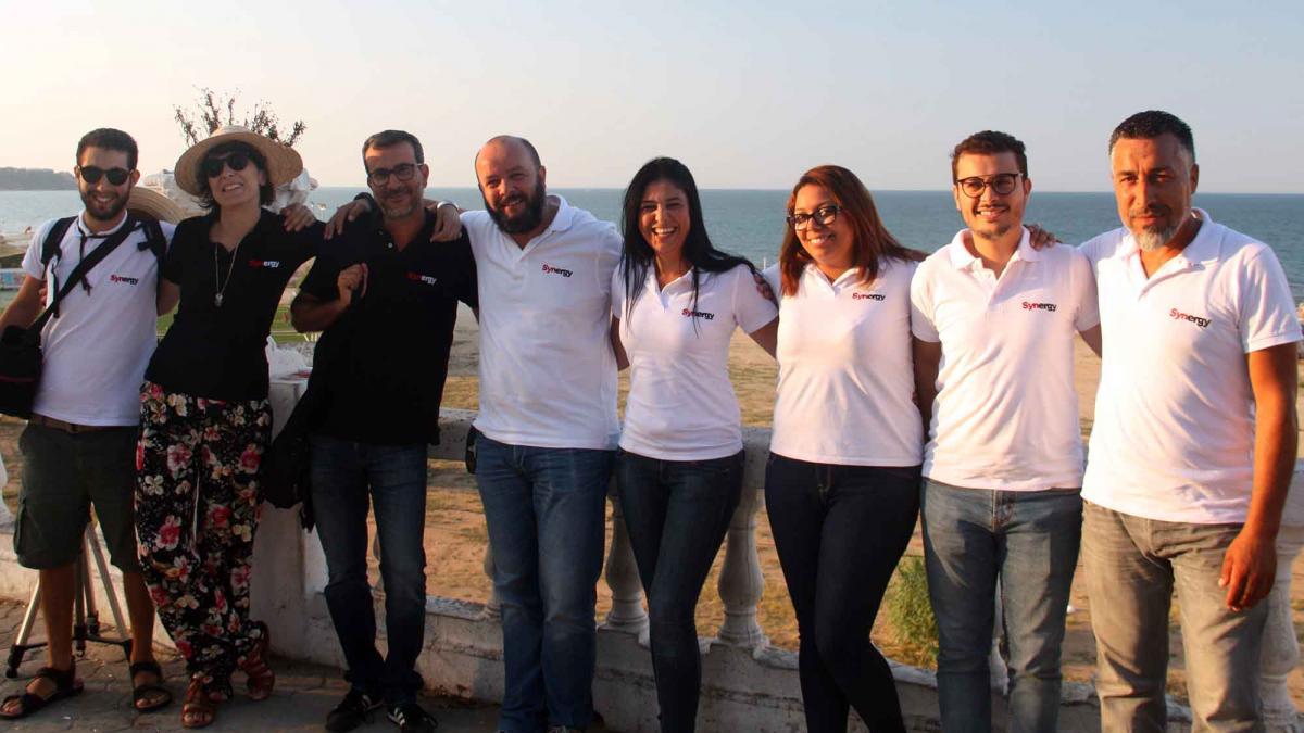 Catalyst Team Building Tunisia