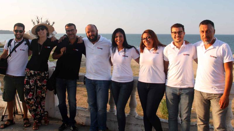 Catalyst Team Building Tunisia