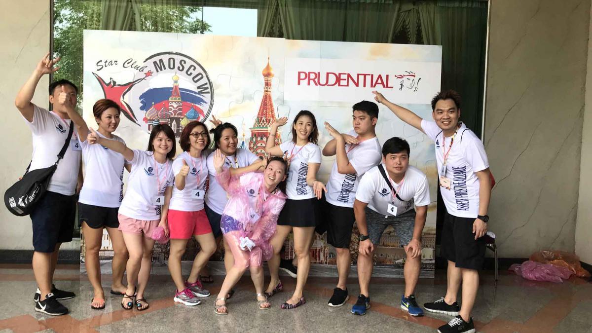 Prudential - Go Team
