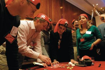 trade winds experiential business game